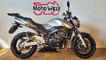 Motorrad kaufen Occasion SUZUKI GSR 600 UA ABS (naked)