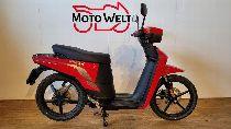 Motorrad kaufen Occasion ASKOLL NGS 3 (roller)
