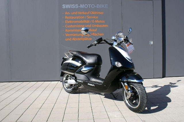 Motorrad kaufen UGBEST Legend 3000 Neufahrzeug