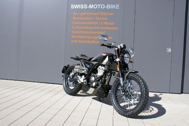 Motorrad kaufen MONDIAL HPS 125 Neufahrzeug
