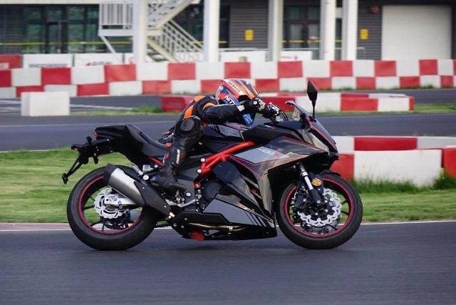 Motorrad kaufen WOTTAN GP ONE 400 Neufahrzeug
