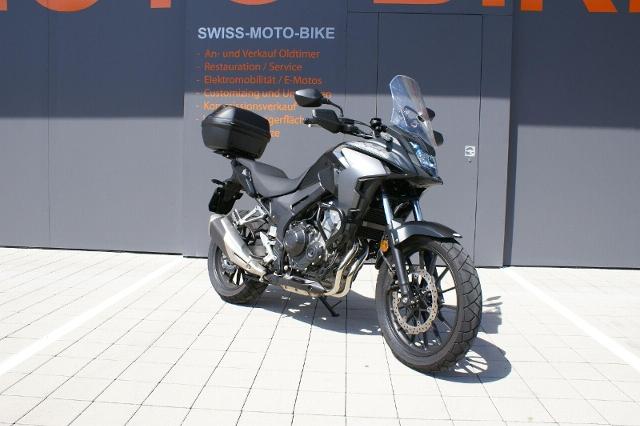 Motorrad kaufen HONDA CB 500 XA ABS Neufahrzeug