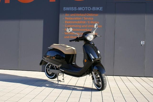 Motorrad kaufen KUMPAN ELECTRIC 1954RI Neufahrzeug