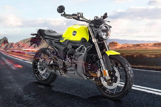 Motorrad kaufen ZONTES ZT 125 G1 Occasion