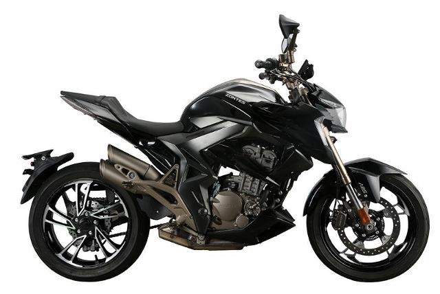 Motorrad kaufen ZONTES ZT 310 R R1 (Einarmschwinge) Neufahrzeug