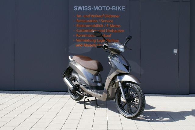 Motorrad kaufen OVER BTre 125 Neufahrzeug