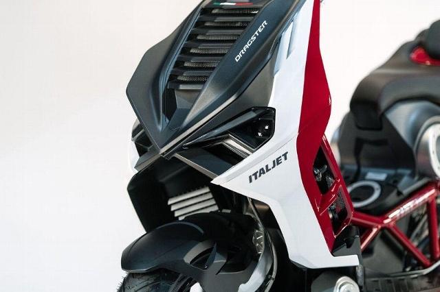 Motorrad kaufen ITALJET Dragster 125 LC Neufahrzeug