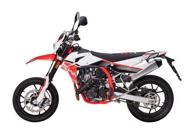 Motorrad kaufen SWM SM 125 R Neufahrzeug