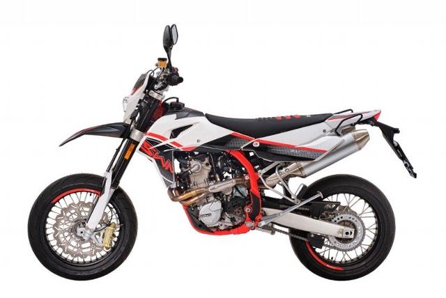 Motorrad kaufen SWM SM 500 R Neufahrzeug