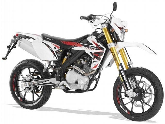 Motorrad kaufen RIEJU 125 SM PRO Neufahrzeug