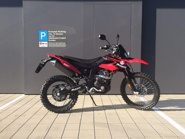 Motorrad kaufen MALAGUTI XTM 125 Enduro Neufahrzeug