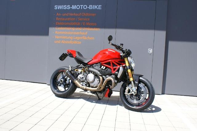 Motorrad kaufen DUCATI 1200 Monster S ABS Neufahrzeug