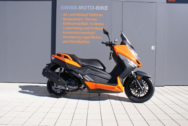 Motorrad kaufen WOTTAN Storm 125 Neufahrzeug