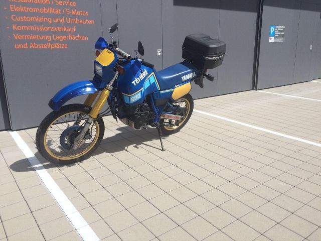 Motorrad kaufen YAMAHA XT 600 Z Tenere Occasion