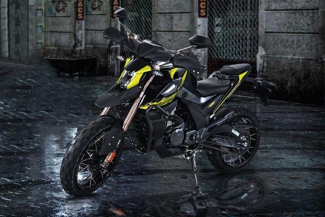 Motorrad kaufen ZONTES ZT 125 U1 Occasion