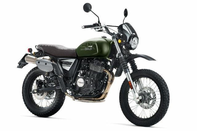 Motorrad kaufen SWM Six Days 440 Neufahrzeug