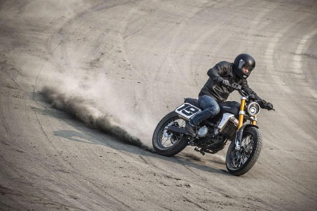 Motorrad kaufen FANTIC MOTOR Caballero 125 Flat Track Neufahrzeug