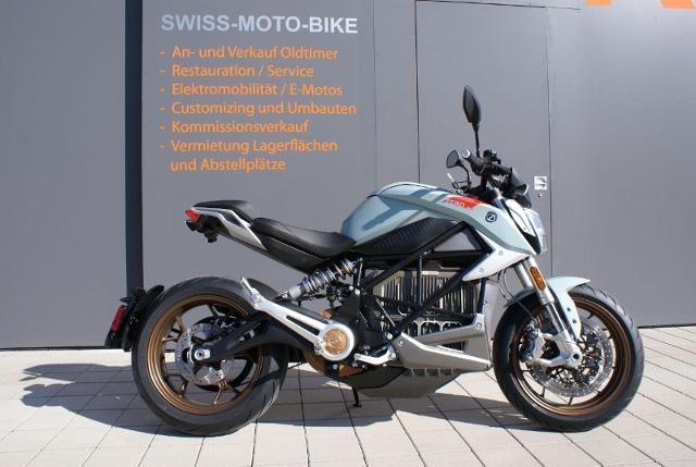 Motorrad kaufen ZERO SR / F ZF 14.4 Premium Neufahrzeug