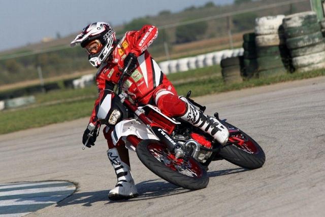 Motorrad kaufen RIEJU Marathon 125 SM PRO Trophy Occasion