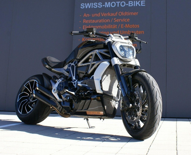 Motorrad kaufen DUCATI 1262 XDiavel S ABS Neufahrzeug
