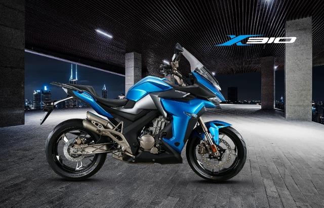 Motorrad kaufen ZONTES ZT 310 X Neufahrzeug