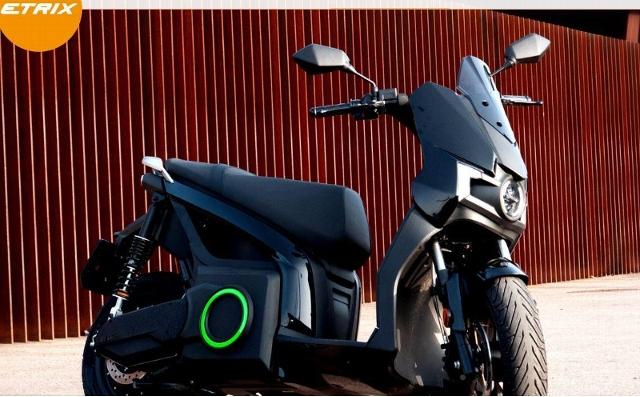 Motorrad kaufen SILENCE Etrix S01 Silence S01 Neufahrzeug