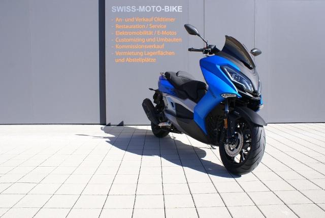 Motorrad kaufen WOTTAN Storm 300 -S Neufahrzeug