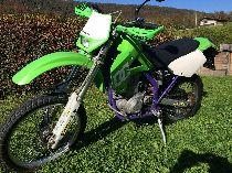 Motorrad kaufen Occasion KAWASAKI KLX 650 R (enduro)