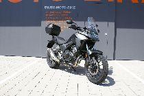 Motorrad kaufen Neufahrzeug HONDA CB 500 XA ABS (enduro)