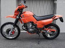 Motorrad kaufen Occasion YAMAHA XT 600 E (enduro)