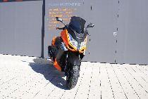Motorrad kaufen Vorführmodell WOTTAN Storm 125 (roller)