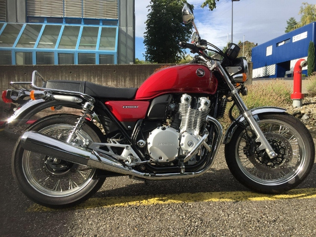 Motorrad kaufen HONDA CB 1100 SA Occasion