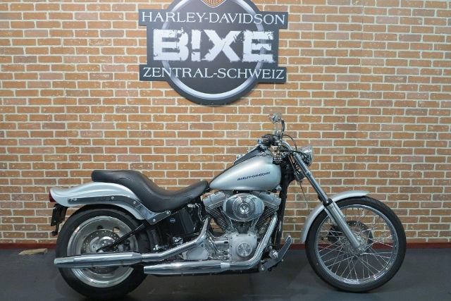 Motorrad kaufen HARLEY-DAVIDSON FXSTI 1450 Softail Standard Occasion