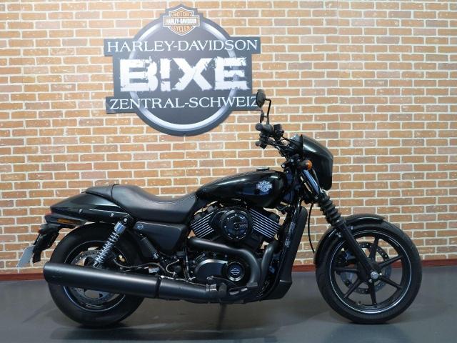 Motorrad kaufen HARLEY-DAVIDSON Street 750 35 KW Version Occasion