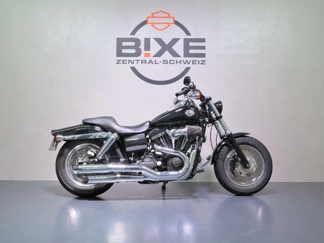 Motorrad kaufen HARLEY-DAVIDSON FXDF 1584 Dyna Fat Bob mit 110cui Screamin Eagle Kit Occasion