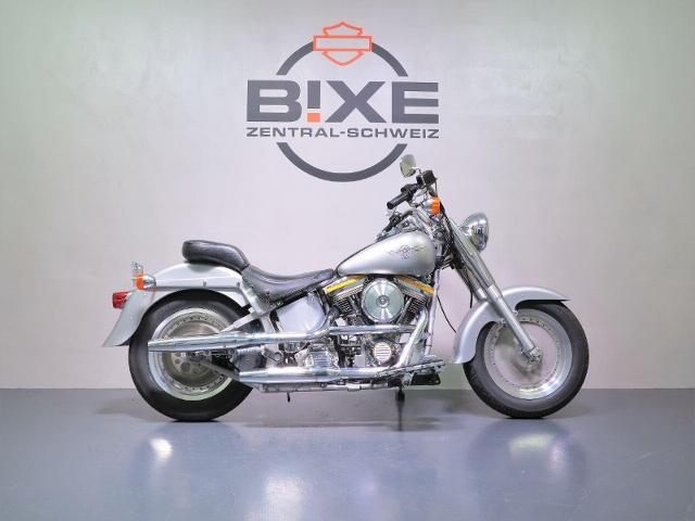 Motorrad kaufen HARLEY-DAVIDSON FLSTF 1340 Softail Fat Boy Occasion