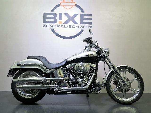 Motorrad kaufen HARLEY-DAVIDSON FXSTD 1450 Softail Deuce Occasion