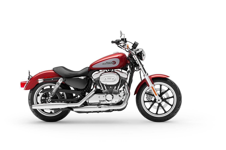 Motorrad Mieten & Roller Mieten HARLEY-DAVIDSON XL 883 L Sportster Super Low