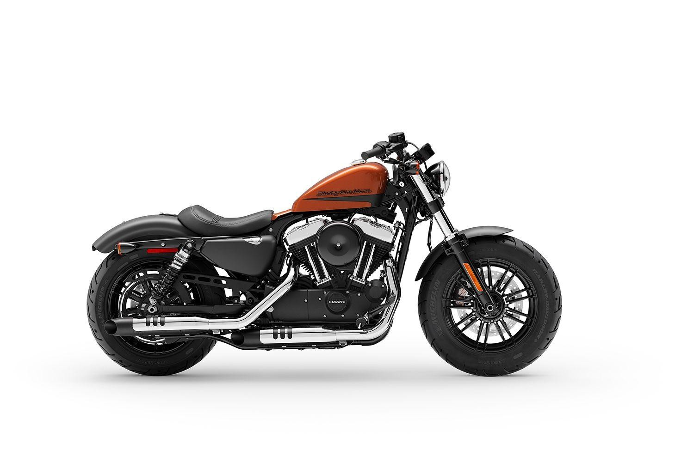 Motorrad Mieten & Roller Mieten HARLEY-DAVIDSON XL 1200 X Sportster Forty Eight