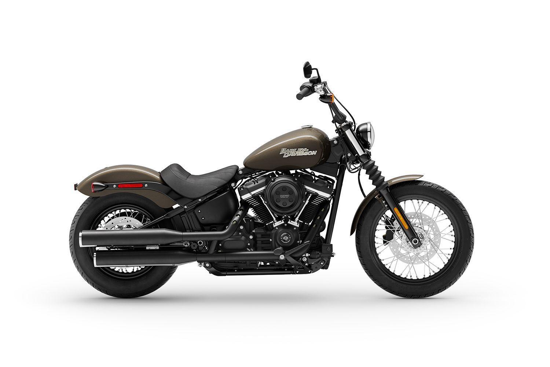 Motorrad Mieten & Roller Mieten HARLEY-DAVIDSON FXBB 1745 Street Bob 107