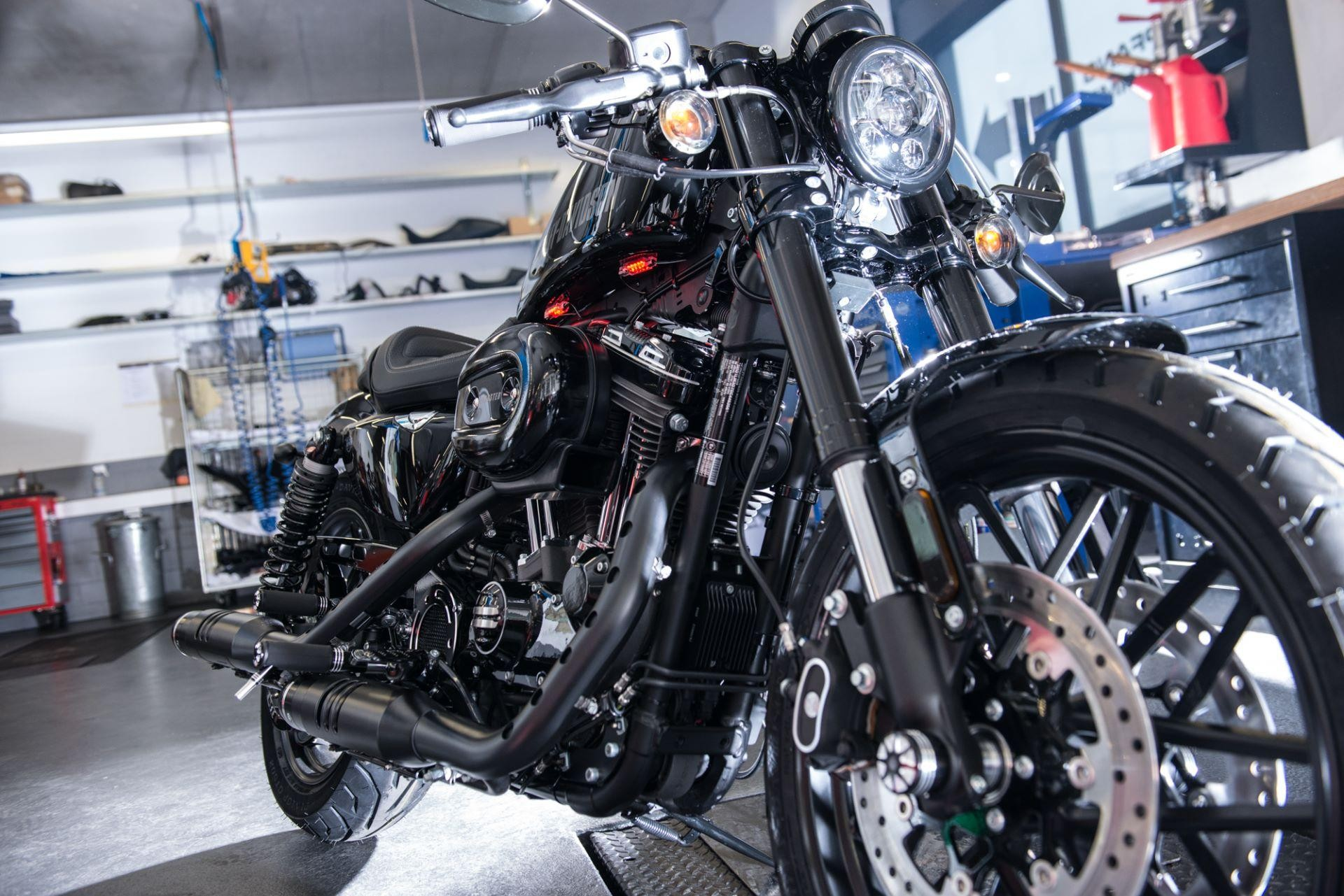 motorrad neufahrzeug kaufen harley davidson xl 1200cx sportster roadster abs harley davidson. Black Bedroom Furniture Sets. Home Design Ideas