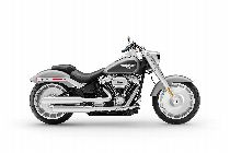 Rent a motorbike HARLEY-DAVIDSON FLFBS 1868 Fat Boy 114 (Custom)