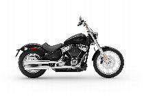 Motorrad Mieten & Roller Mieten HARLEY-DAVIDSON FXST 1745 Softail Standard 107 (Custom)