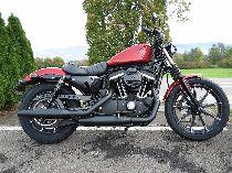 Töff kaufen HARLEY-DAVIDSON XL 883 N Sportster Iron ABS Custom