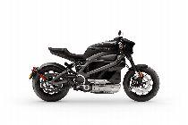 Motorrad Mieten & Roller Mieten HARLEY-DAVIDSON ELW LiveWire (Naked)