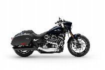 Motorrad Mieten & Roller Mieten HARLEY-DAVIDSON FLSB 1745 Softail Sport Glide 107 (Custom)