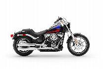 Motorrad Mieten & Roller Mieten HARLEY-DAVIDSON FXLR 1745 Low Rider 107 (Custom)