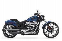 Motorrad Mieten & Roller Mieten HARLEY-DAVIDSON FXBRS 1868 Breakout 114 (Custom)