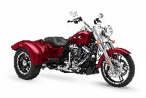 Motorrad Mieten & Roller Mieten HARLEY-DAVIDSON FLRT 1745 Freewheeler ABS (Trike)