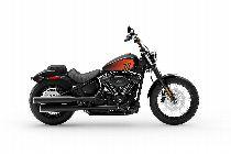 Motorrad Mieten & Roller Mieten HARLEY-DAVIDSON FXBBS 1868 Street Bob 114 (Custom)